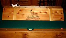 Cardinals Pool Table Poker Billiards Light