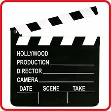 MOVIE FILM TV VIDEO STUDIO PROP SLATE / CLAP / CLAPPER / CLAPPERBOARD / BOARD