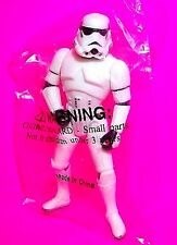 STAR WARS HAN SOLO STORMTROOPER Sealed Bag Baggie Mail in Action Figure w Helmet