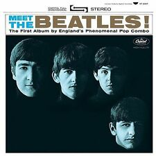 THE BEATLES THE U.S. ALBUMS MEET THE BEATLES! BRAND NEW CD