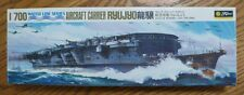 "VINTAGE FUJIMI WATER LINE SERIES MODEL 1/700 WWII JAPANESE CARRIER ""RYUJYO NIB"