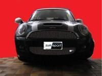Zunsport Mini Cooper S 2006 Onwards Front BLACK Grille Set