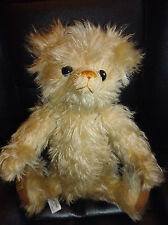 Merrythought KQ15YN Mohair Ragamuffin Yes-No Teddy Bear LTD 177 of 500 New 39cm