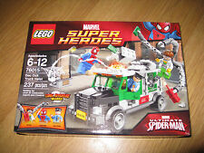 LEGO Marvel Super Heroes Ultimate Spider-Man 76015 Doc Ock Truck Heist