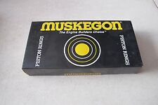 Muskegon Piston Ring set fit Ford IHC 420 Engine 6.9L (PS6730040)