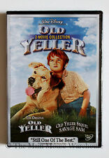 Disney Classic Dog Movies Old Yeller and Savage Sam Kevin Corcoran Tommy Kirk