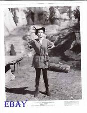 Joan Rice sexy maid marion VINTAGE Photo Story Of Robin Hood