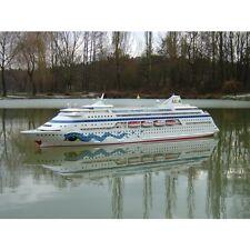 Bauplan Kreuzfahrtschiff AIDA Modellbau Modellbauplan