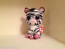 """Rare *Izzy* ~ 2013 Ty Beanie Boo~ 6"""" Zebra~ MWMT!! WOW!!!"""