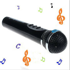 Girls Boys Microphone Toy Mic Karaoke Singing Kids Child Funny Music Toy Gift