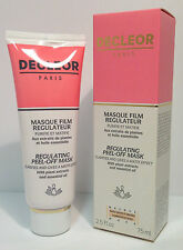 DECLEOR PEEL OFF MASK - CLEARANCE SALE - 2 BOXES FOR £9.99 !! - 25,000+ F/BACK