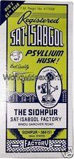 Psyllium Husk Isabgol 100grams 100% Digestive/laxative Buy 3 Get 1 Free