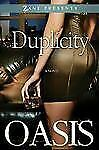 Duplicity: A Novel-ExLibrary