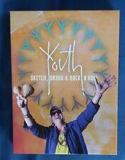 Youth - Sketch, Drugs & Rock n Roll - DVD/CD - Signed - Killing Joke