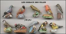 Fèves LES OISEAUX DES VILLES BIRDS AN479