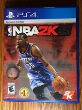 PS4 NBA 2K15 Kevin Durant Cover (Sony PlayStation 4, 2014)