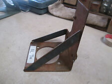 Steel Antenna Mount, Home-Made, Used, for Military Vehicles