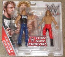 WWE Mattel Battle Pack Brian Pillman & Dean Ambrose Figure 2-Pack New