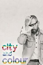 City and Colour  poster 11 X 17