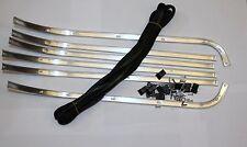 VESPA TRITTLEISTEN PX 80 125 150 200 lusso PX200 PX125 Millenium GS Rahmen P E