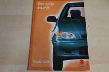 87625) Suzuki Swift Prospekt 08/1997