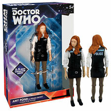 Doctor Who The Amy Pond In Police Outfit Action Figure NEW Toys Dr Who Companion