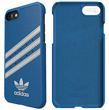 adidas Originals Moulded Case Apple iPhone 7 bluebird white
