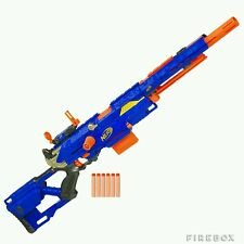 Nerf Elite Longstrike CS 6
