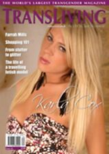 TRANSLIVING ISSUE 34 TRANSVESTITE CROSS DRESSER TRANSGENDER LIFESTYLE MAGAZINE