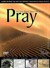 NEW PRAY AS YOU HAVE SEEN ME PRAY DVD SALAT NAMAZ PILLAR OF ISLAM LEAR PRAYER