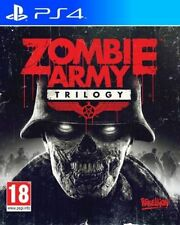 Zombie ARMY TRILOGY SONY PLAYSTATION ps4 nuovo e sigillato Gioco UK PAL
