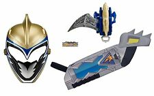 Power Rangers Dino Super Charge Gold Ranger Hero Training Set  *BRAND NEW*