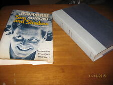 Sun and Shadow by Jean-Pierre Aumont (1977, Hardcover)