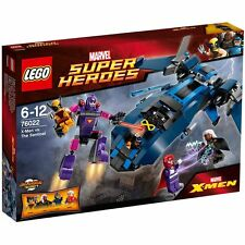 LEGO Super Heroes 76022 X-Men vs The Sentinel Wolverine Storm Magneto Marvel