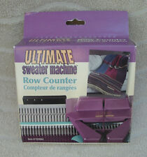 Caron Ulitmate Sweater Machine Row Counter ~ NEW
