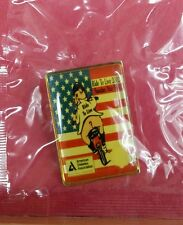 HARLEY DAVIDSON RIDE TO LIVE AMERICAN DIABETES ASSOCIATION HOG 2002 PIN
