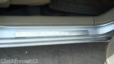 Car Stainless Steel Foot Step Sill Plate Set of 4 pieces :- Honda City Amaze