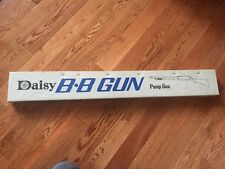 Vintage Original Daisy Model 25  BB Gun Air Rifle Box- Box Only!!!!