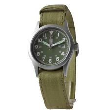 Smith & Wesson Olive Drab Green Face Military Watch Gs - Sww-1464-Od