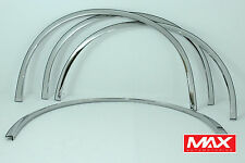 FTCA201 00-10 Cadillac DeVille/DTS POLISHED Stainless Steel Full Fender Trim