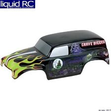 Parma 10165P 1/10 Gravedigger 12 Painted Body Shell