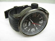 Men's Large MISSIMO Watch w/ New Battery