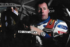 9x6 Photograph Colin McRae Ford Focus Portrait 2001