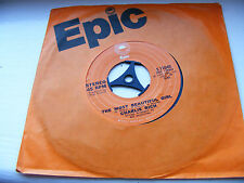 Charlie  Rich  The  Most  Beautiful  Girl / I  Feel Like Going Home  USA  Import