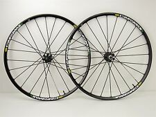 "29"" Mavic CrossMax Tubeless Disc Wheel Set, 9mm QR, C29ssMax 29er"