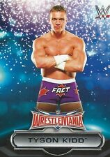 Tyson Kidd WWE Road To Wrestlemania 2016 Trading Card 21 Of 30
