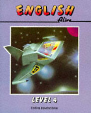 English Alive: Level 4: Core Book by Barry Scholes, Gill Atha (Hardback, 1992)