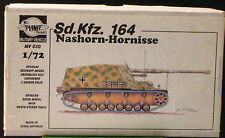 PLANET MODELS MV030 Sdkfz 164 Nashorn-Hornisse scala 1/72