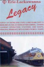 Erie-Lackawanna Legacy 2 Disc DVD NEW DL&W