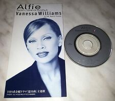 "CD VANESSA WILLIAMS - ALFIE - PHDR-152 - JAPAN 3"" INCH - SINGLE"